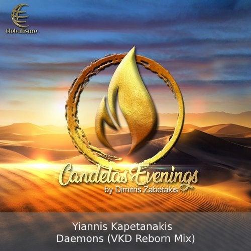 Yiannis Kapetanakis – Daemons (VKD Reborn Mix)